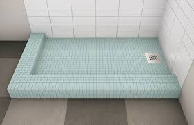 bathroom cool schluter kerdi shower kit for bathroom decoration schluter kerdi shower kit with drain matched with white tile wall for bathroom decor ideas