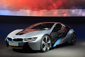 Bmw I8 Acceleration - bmw i8 concept plug in hybrid coupe with 1 5 liter petrol engine