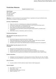 awesome collection of cover letter for telephone fundraising job