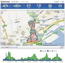 Map My Running Route by Art Of Running Kobe Port Tower Joseph Tame In Tokyo ジョセフ