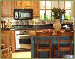 mexican tile kitchen backsplash mexican ceramic tile backsplash home design ideas