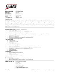 Resume Job Description For Sales Associate by Job Descriptions Sales Associate