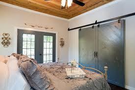 sliding closet doors for bedrooms master bedroom with barn door