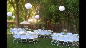 Ideas For Backyard Weddings Wedding Backyard Wedding And Reception Receptions In Casual