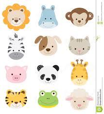 free baby animal clipart baby shower free free baby animal