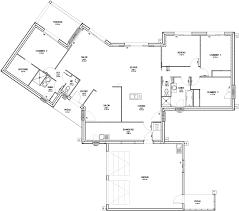 plan maison 7 chambres maison eglantine cogebat