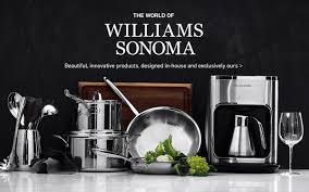 cookware cooking utensils kitchen decor gourmet foods world of williams sonoma