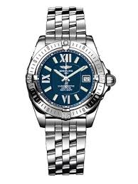 breitling steel bracelet images Breitling windrider cockpit lady stainless steel watch watch review jpg