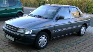 voiture ford ford orion wikipedia