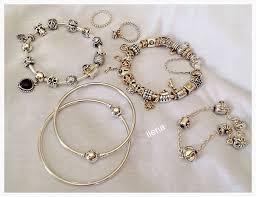 bracelet charm gold silver images Gold bracelet pandora silver charms jpg