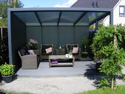 2 X 2 Metre Gazebo by Glass Veranda Garden Canopy 2 5m Deep