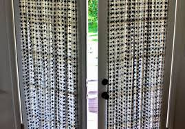 fabulous french door window treatments curtains tags french door