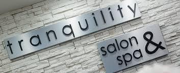 tranquility tranquility salon u0026 spa