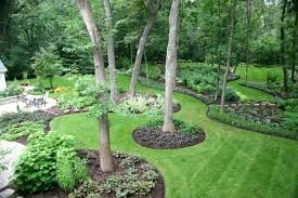 Steep Sloped Backyard Ideas by Landscape Design Ideas For Sloped Backyard Sloping Garden Gallery