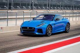top colors 2017 2017 jaguar f type svr first drive smoother lighter pointier