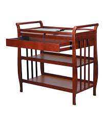 Changing Table Cherry Cool Changing Table Cherry Wood Ideas Oo Tray Design Best