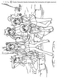 sailor girls along the swimming pool coloring pages hellokids com