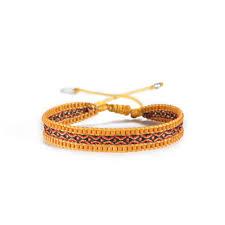 canap pumpkin bracelet canal pumpkin orange jewelry from mishky swim shop