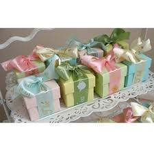 bridal tea party favors tea party favor boxes