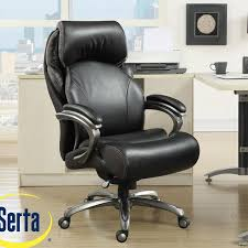 Serta Office Chair Review Serta At Home Tranquility Executive Chair U0026 Reviews Wayfair