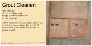 outstanding grout cleaner with baking soda gallery best idea