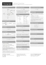 dip exam 2 cheat sheet by samclane http www cheatography com
