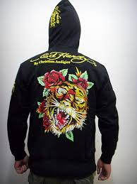 ed hardy hearts and daggers mens tiger rose hoody ed hardy where