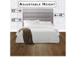 headboards for adjustable beds fashion bed group bedroom easley upholstered headboard panel with