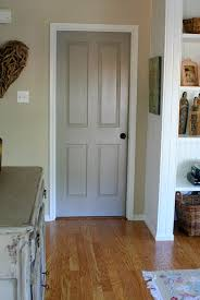 Colored Interior Doors 1000 Ideas About Painted Interior Doors On Pinterest Interior