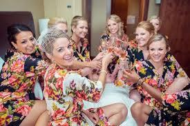 bridesmaids robes cheap 9 bridesmaid gift sets bridal robes silk robe cheap
