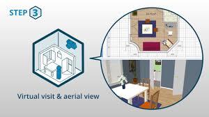 home design application sweet home 3d an easy interior design application youtube
