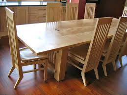 astonishing unfinished dining room table pictures best maple dining room set used table sets furniture wood chairs sale