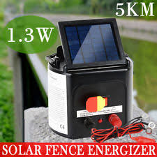 electric fence charger ebay