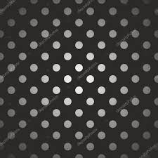 halloween gradient background tile dark vector pattern with gradient white and grey polka dots