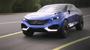 peugeot exalt concept les concept cars peugeot exalt et peugeot quartz sur le circuit de