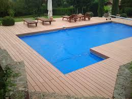 photo terrasse composite terrasse piscine composite zimerfrei com u003d idées de design pour