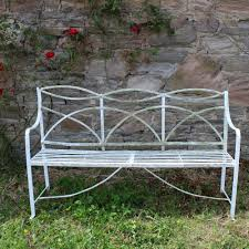 Antique Wrought Iron Patio Furniture by Antiques Atlas Antique Regency Wrought Iron Garden Seat Bench