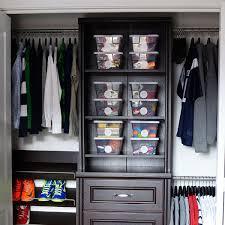 Taming Clutter With A Closet Organizer The Home Depot - Home depot closet designer
