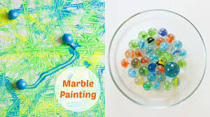 marble painting for kids youtube
