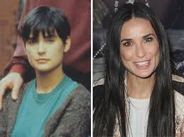 demi moore haircut in ghost the movie 25 years after ghost s release where are the film s stars now
