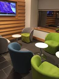 review the aer lingus dublin revival lounge travelupdate