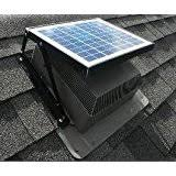us sunlight solar powered attic fan 1010tr amazon ca tools