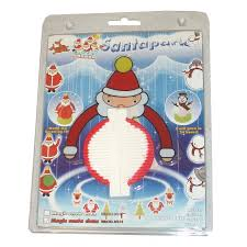 magic santa father christmas craft kit grow your own