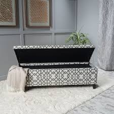 breanna floral fabric storage ottoman by christopher knight home 25 best ottoman images on pinterest