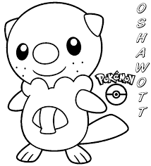 charming fire engine colouring coloring 9 pokemon