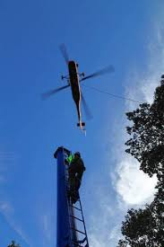 Helicopter Chair Photos Pats Peak Uses Helicopter To Install New Towers For Triple