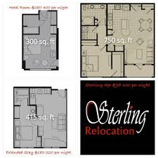 300 Sq Ft Apartment Sterling Relocation Inc Linkedin