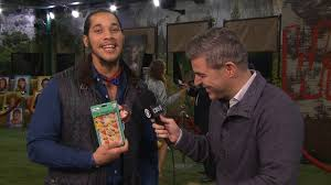 Jeff Schroeder Backyard Interviews Big Brother Over The Top Video Justin Duncan Bb Ott Finale