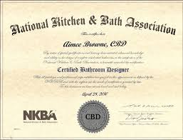 kitchen designers chicago certification u0026 awards itd