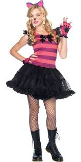 Party Halloween Costumes Teenage Girls 14 Cheshire Cat Costumes Images Cat Costumes